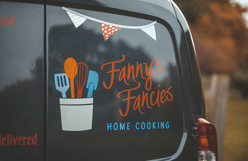 Fanny's Fancies Van