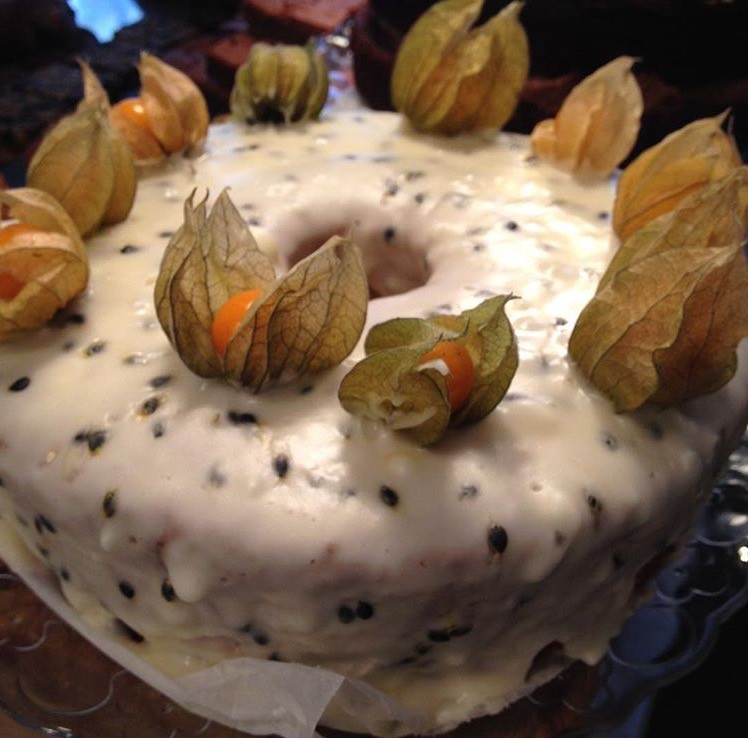 passionfruit ring