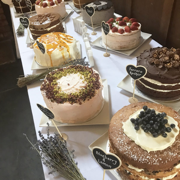 Fanny's Fancies Cake Counter Cakes
