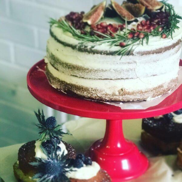 Fanny's Fancies Christmas Cake