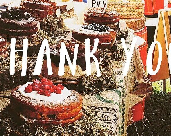 Thank You Leamington Food Festival